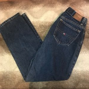 "Tommy Hilfiger ""mom"" style jeans"